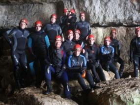 Höhlenexkursion in Grabenstetten, Raum Reutlingen - Erlebnis Geschenke
