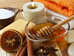 Honig-Massage in Leverkusen, NRW - Erlebnis Geschenke