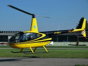 Hubschrauber Rundflug über die 5 Seen in München ab Jesenwang - Erlebnis Geschenke