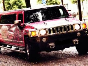 Hummer H2 Stretchlimousine Pink mieten in Berlin-Schönefeld - Erlebnis Geschenke