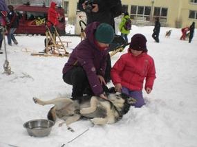 Huskies und Kids Hildburghausen