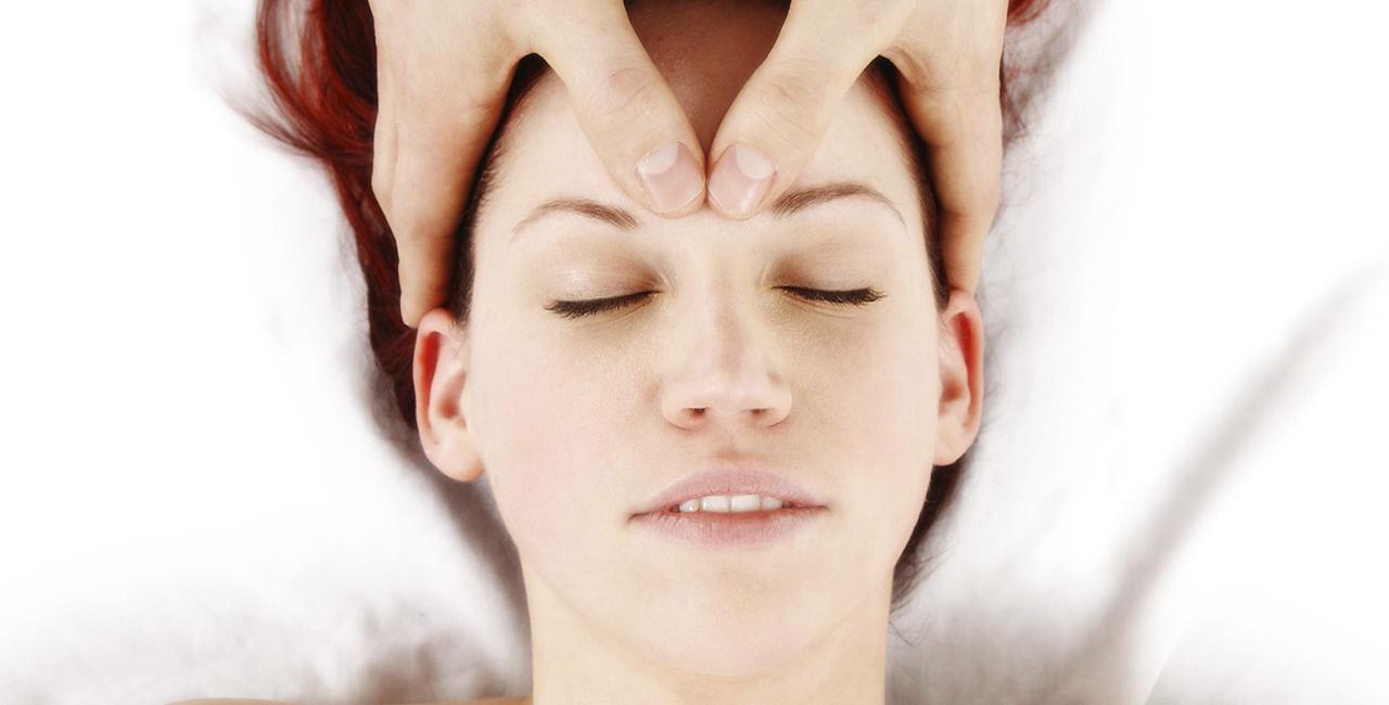 Gesichts- und Kopfmassagen