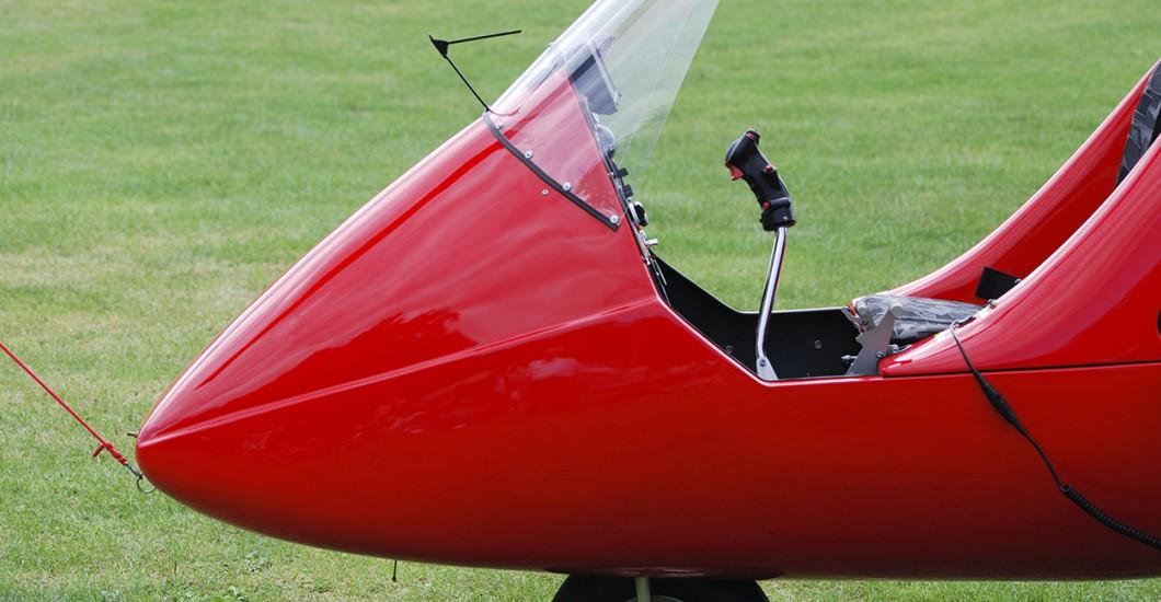 Gyrocopter Rundflug Itzehoe auch für Kinder
