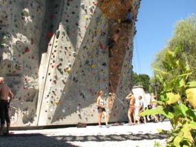 Kletterkurs Aufbaukurs in München, Bayern - Erlebnis Geschenke