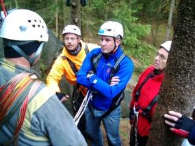 Kletterkurs Einsteiger in Bischofsgrün, Raum Bayreuth - Erlebnis Geschenke