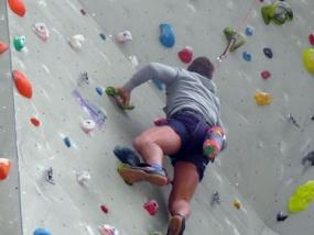 Kletterkurs Indoor in Kaufbeuren in Bayern - Erlebnis Geschenke