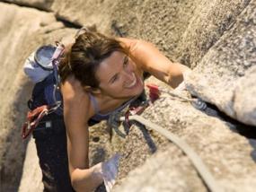 Kletterkurs Klettersteig in Todtnau im Schwarzwald - Erlebnis Geschenke