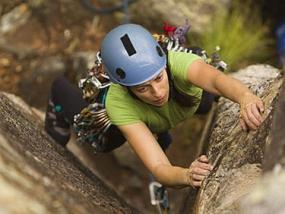 Kletterkurs Outdoor in Rielasingen, Raum Konstanz - Erlebnis Geschenke
