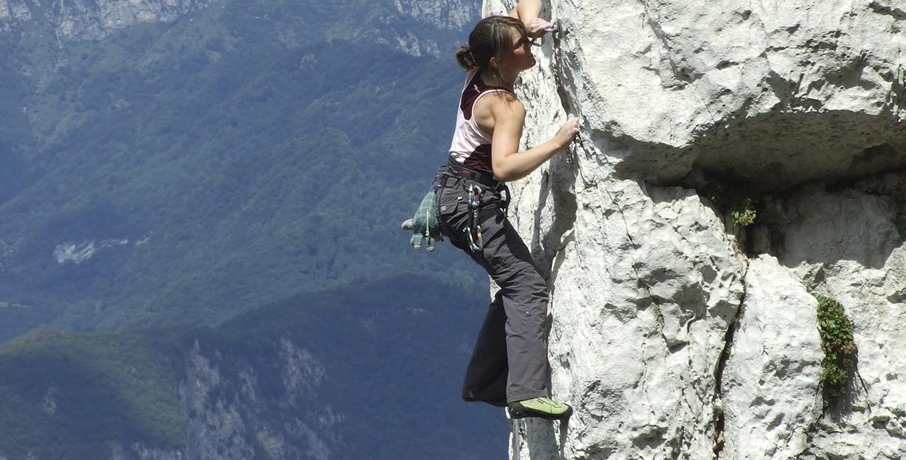 Klettern mit Übernachtung