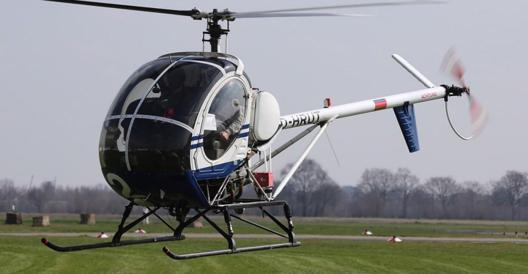 Hubschrauber Köln