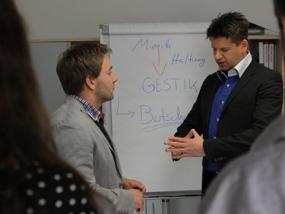 Körpersprachen Seminar Berlin - Erlebnis Geschenke
