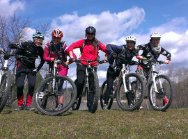 Privates Coaching Mountainbike Tour in Kreuth am Tegernsee, 3 Std.