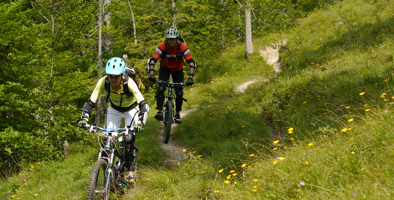 MTB/E-MTB Workshop `Beginner` in Kreuth am Tegernsee