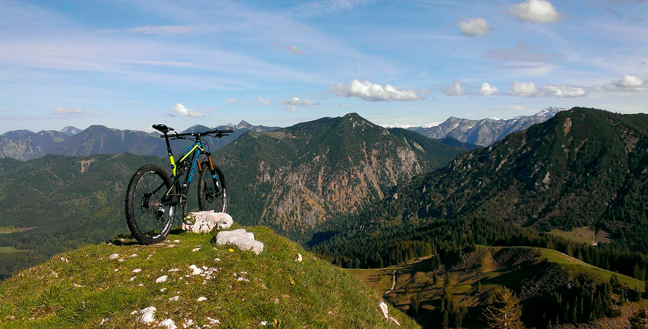 MTB/E-MTB Workshop `Könner` in Kreuth am Tegernsee
