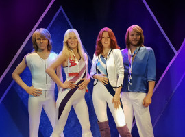 ABBA - The Tribute Dinner Show in Schmelz
