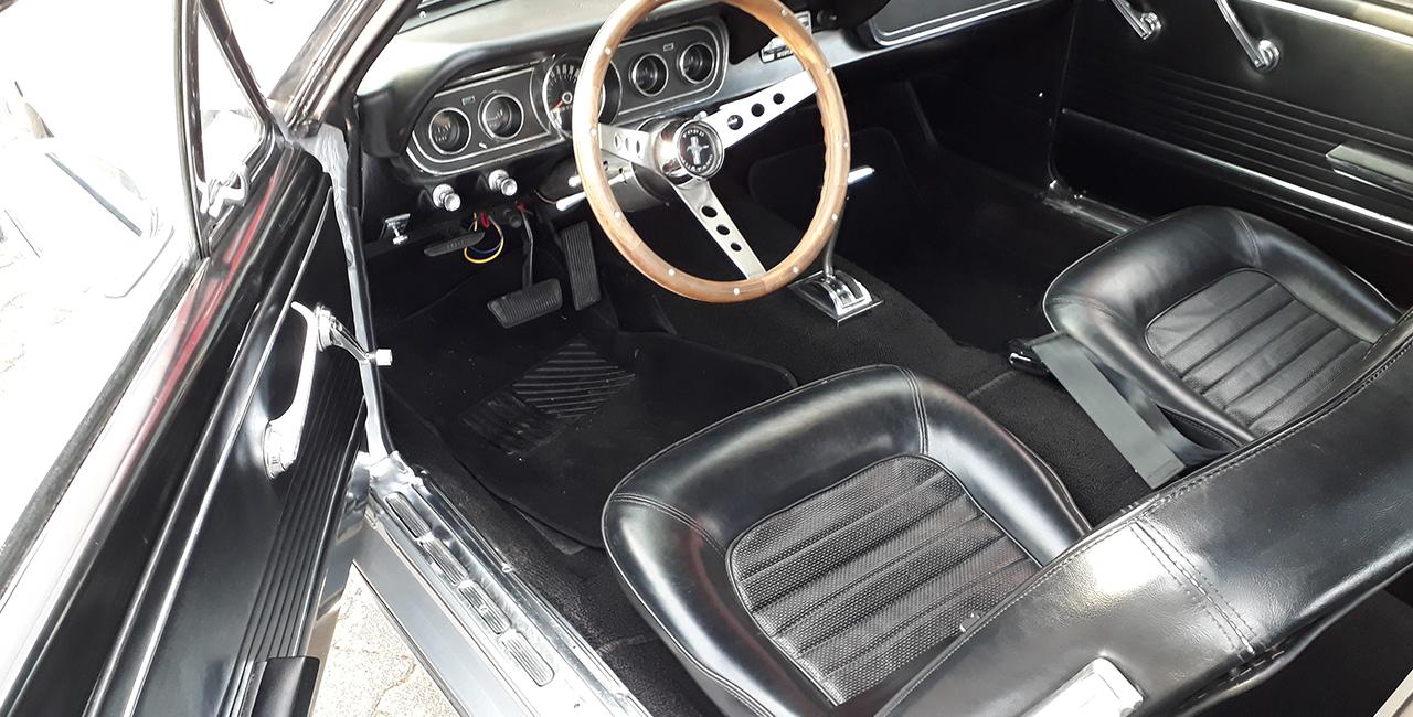 1 tag 1966er ford mustang selber fahren in limburg an der lahn. Black Bedroom Furniture Sets. Home Design Ideas