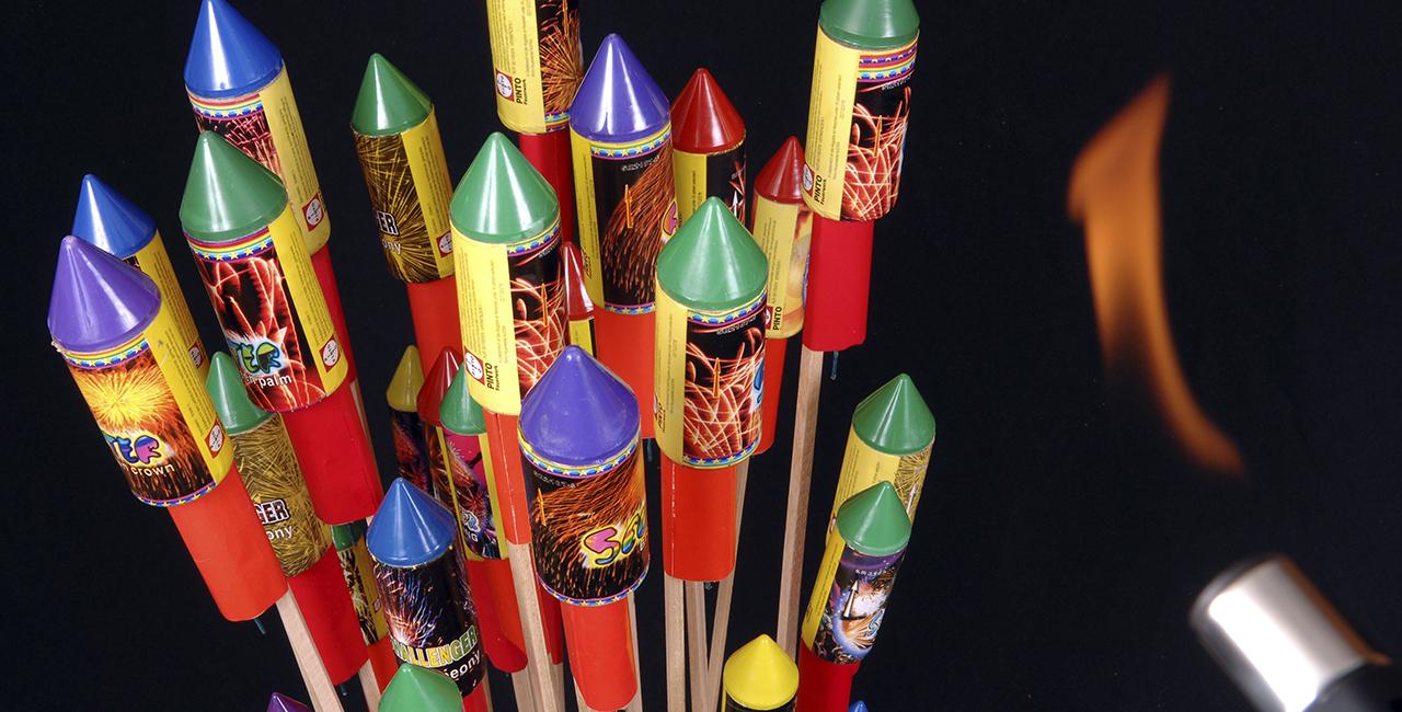 Feuerwerk Workshop in Köln