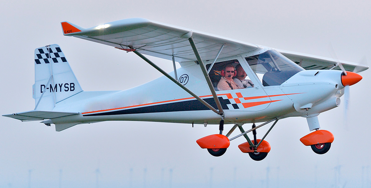 Pilot für einen Tag in Magdeburg