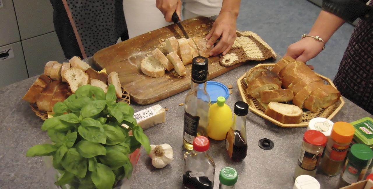 Kochkurse aus fernen Ländern