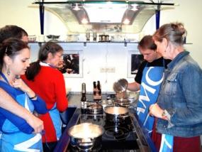 Mittelmeer Kochkurs in Darmstadt, Hessen - Erlebnis Geschenke