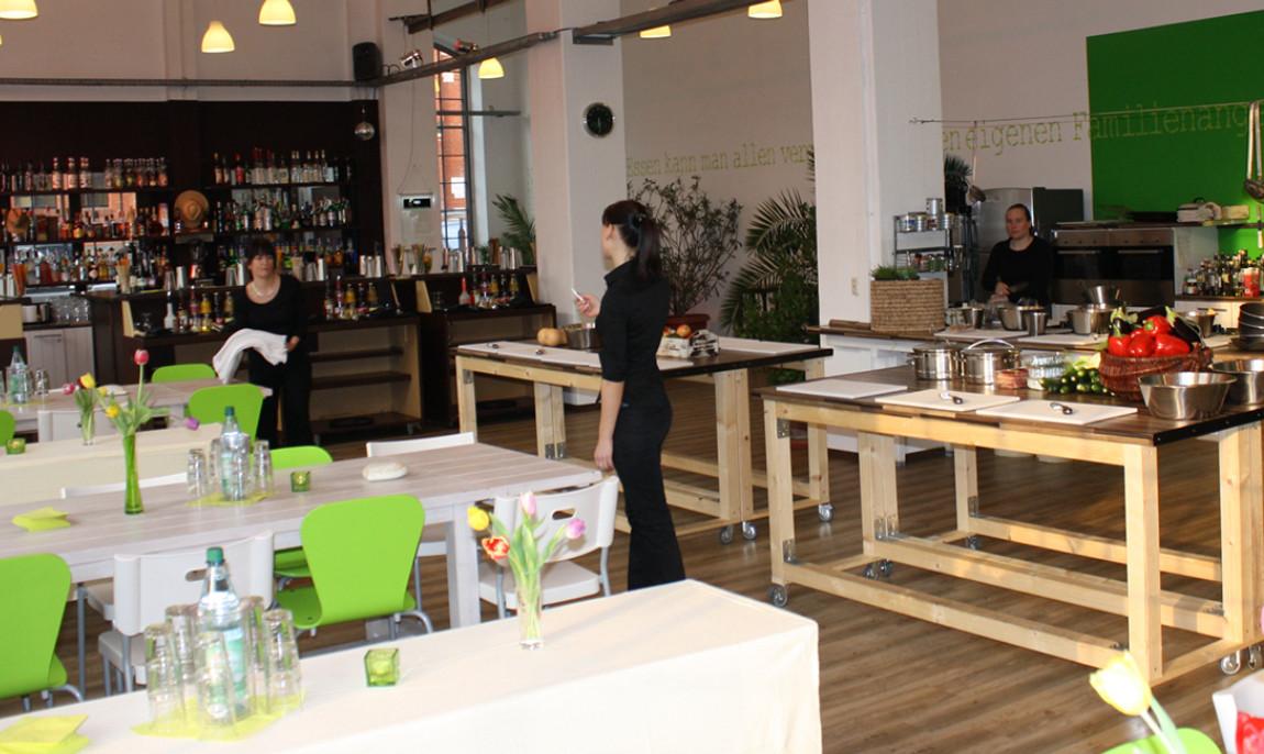 Moderne Deutsche Küche Dresden in Sachsen