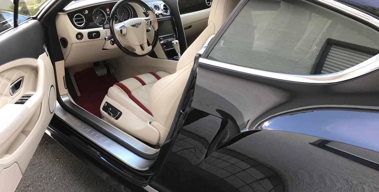 Bentley fahren