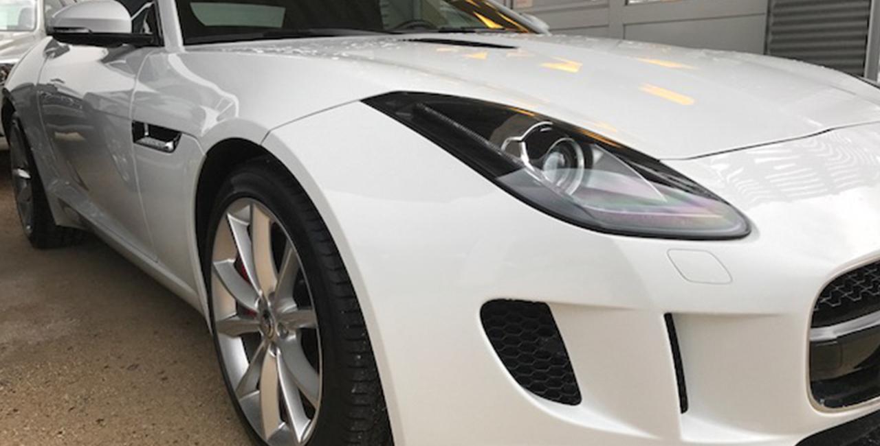 Jaguar fahren