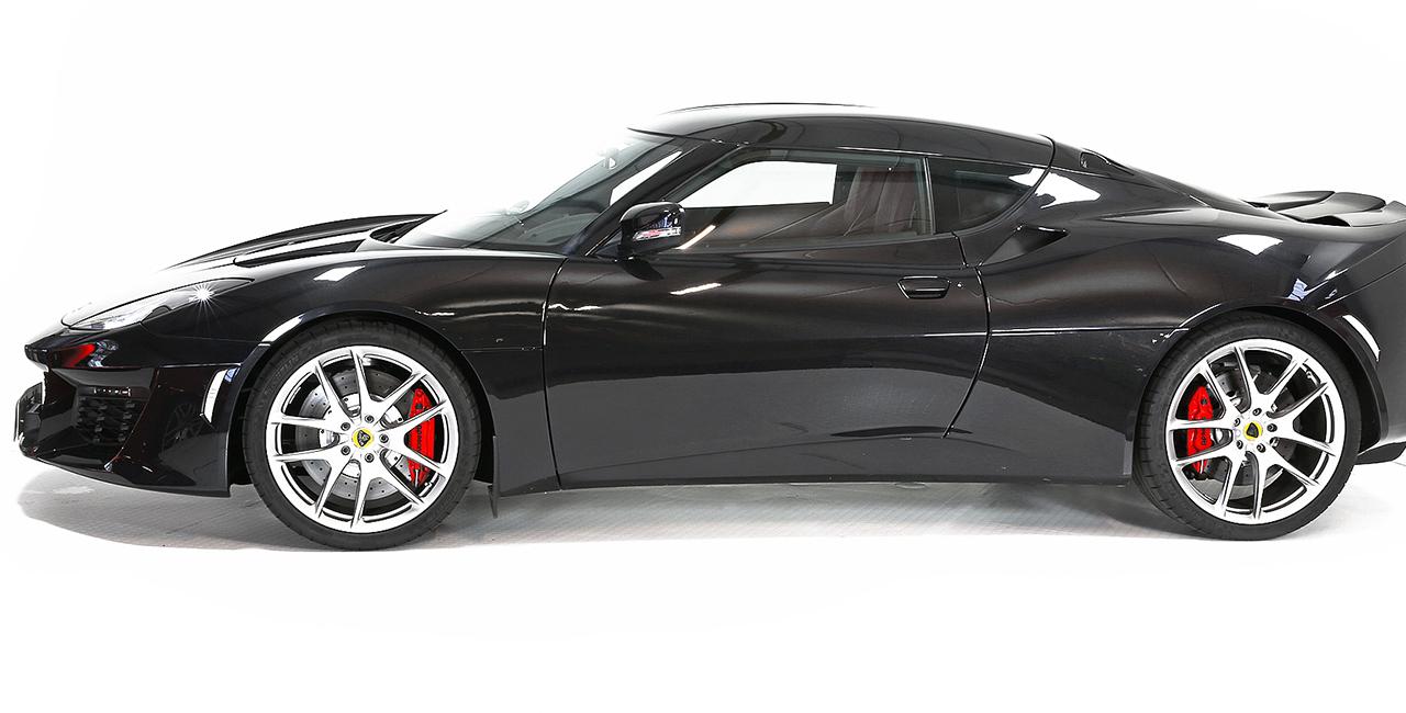 60 Min. Lotus Evora 400 selber fahren in Mömbris