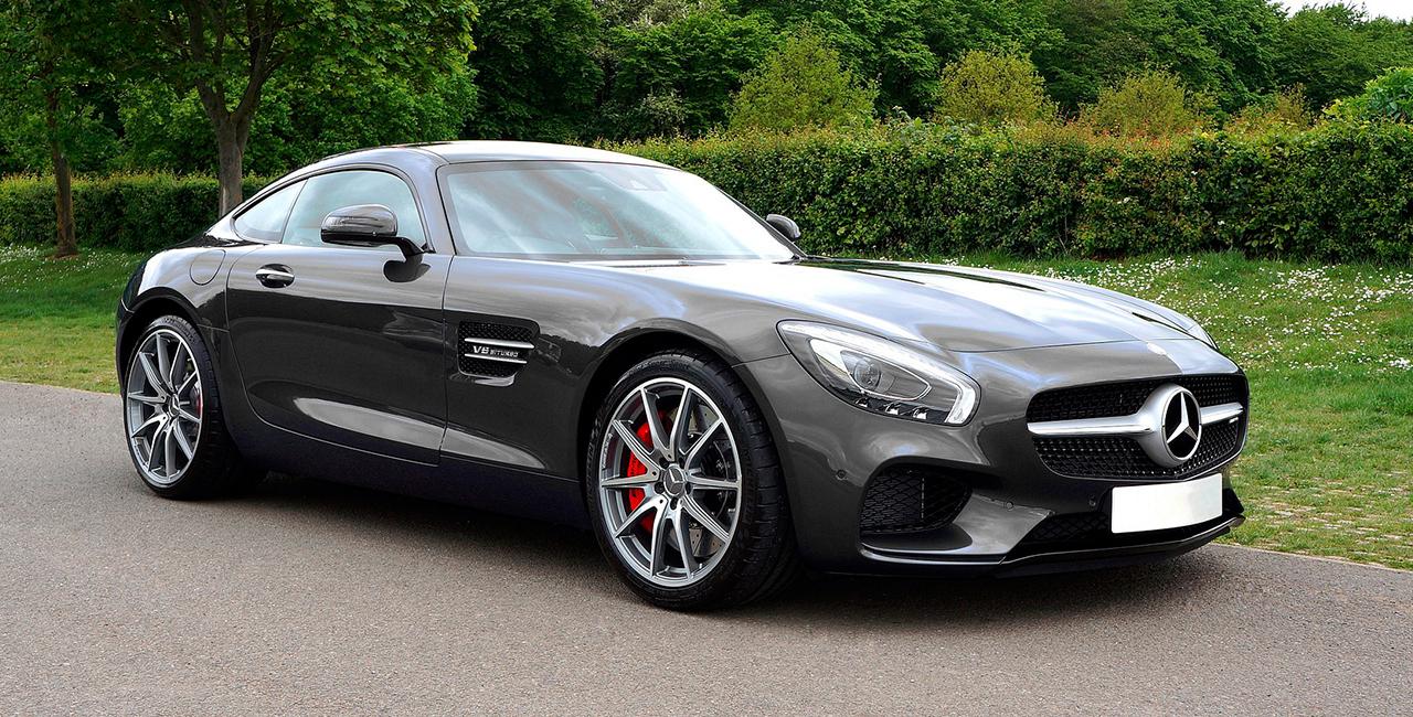 30 Min. Mercedes AMG GTS selber fahren in Mömbris