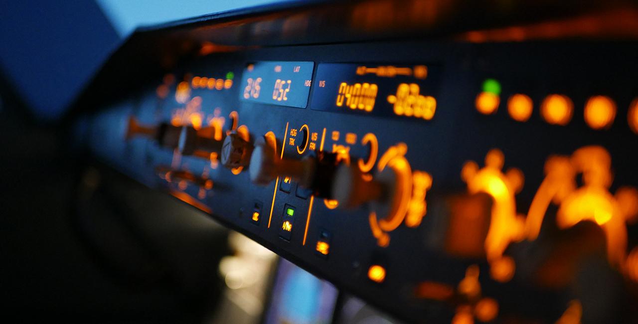 Flugsimulator Boeing 737 in Mönchengladbach, NRW