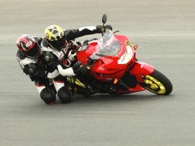 Motorrad-Renntaxi auf dem Hockenheimring, Baden-Württemberg - Erlebnis Geschenke