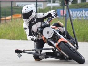 Motorrad Schräglagentraining Celle - Erlebnis Geschenke