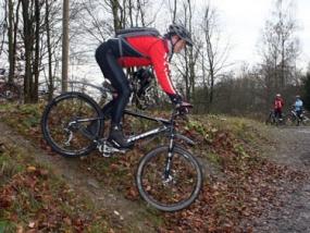 Mountainbike Einsteigerkurs in Neuenrade, Raum Hagen in NRW - Erlebnis Geschenke