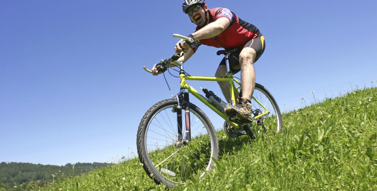Mountainbike-Kurs