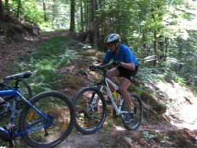 Mountainbike Tour in Mudau-Steinbach, Raum Heidelberg - Erlebnis Geschenke