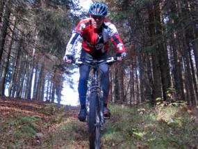 Mountainbike Wochenende in Schmiedefeld, Raum Erfurt - Erlebnis Geschenke