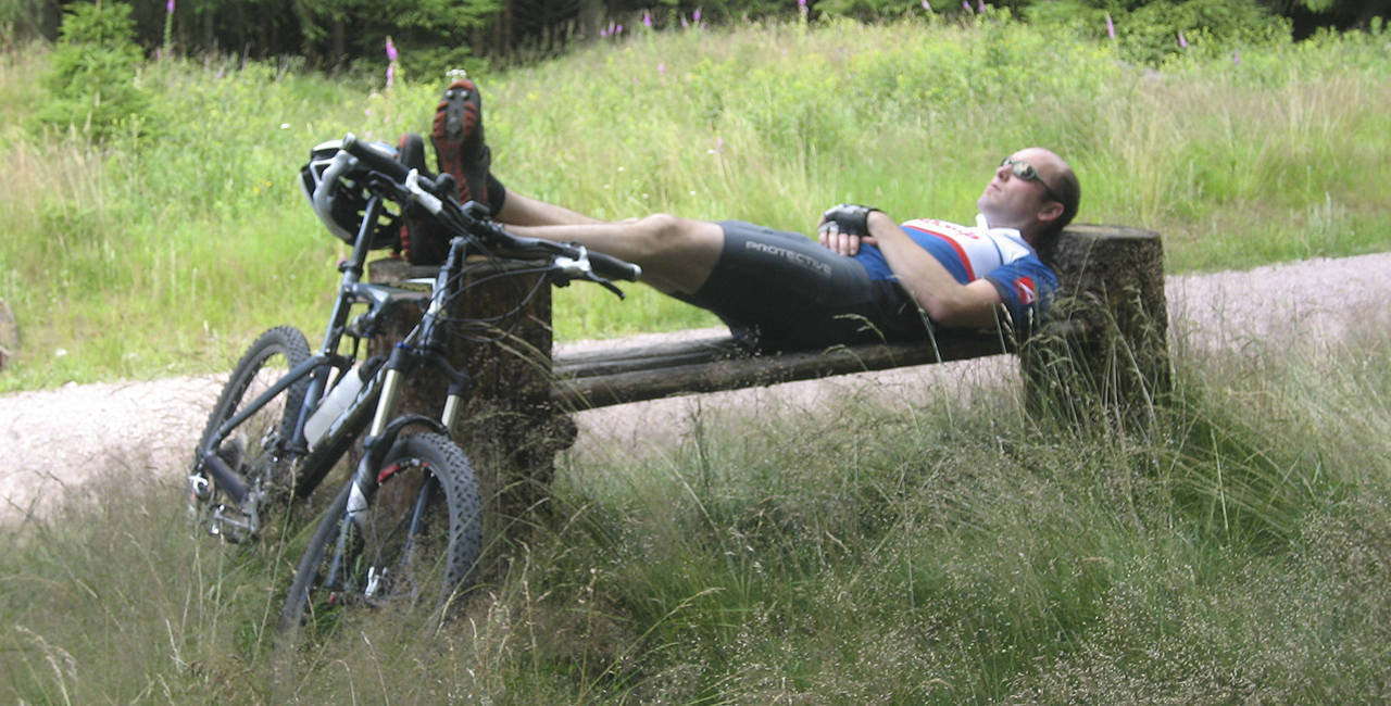 Mountainbike-Wochenende