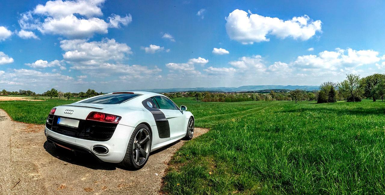 1 Tag Audi R8 V 10 plus mieten in München