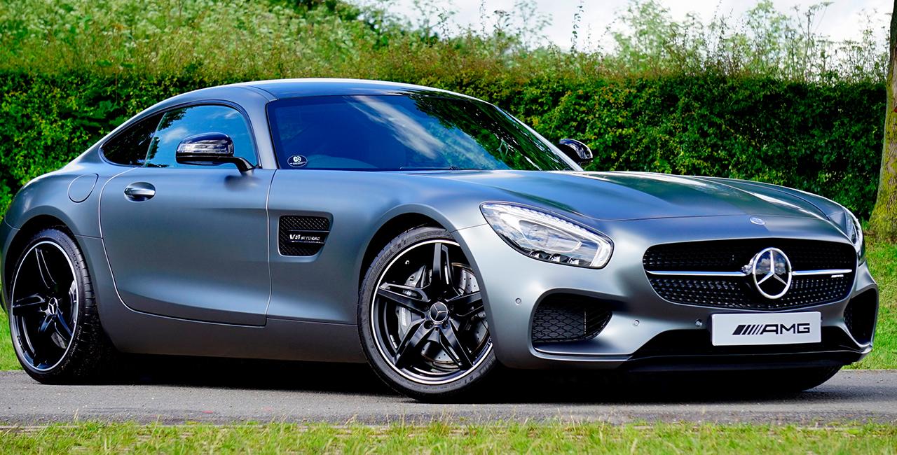 8 Std. Mercedes Benz SLS AMG selber fahren in München