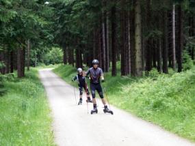 Nordic Cross Skating Kurs in Erfurt, Thüringen - Erlebnis Geschenke