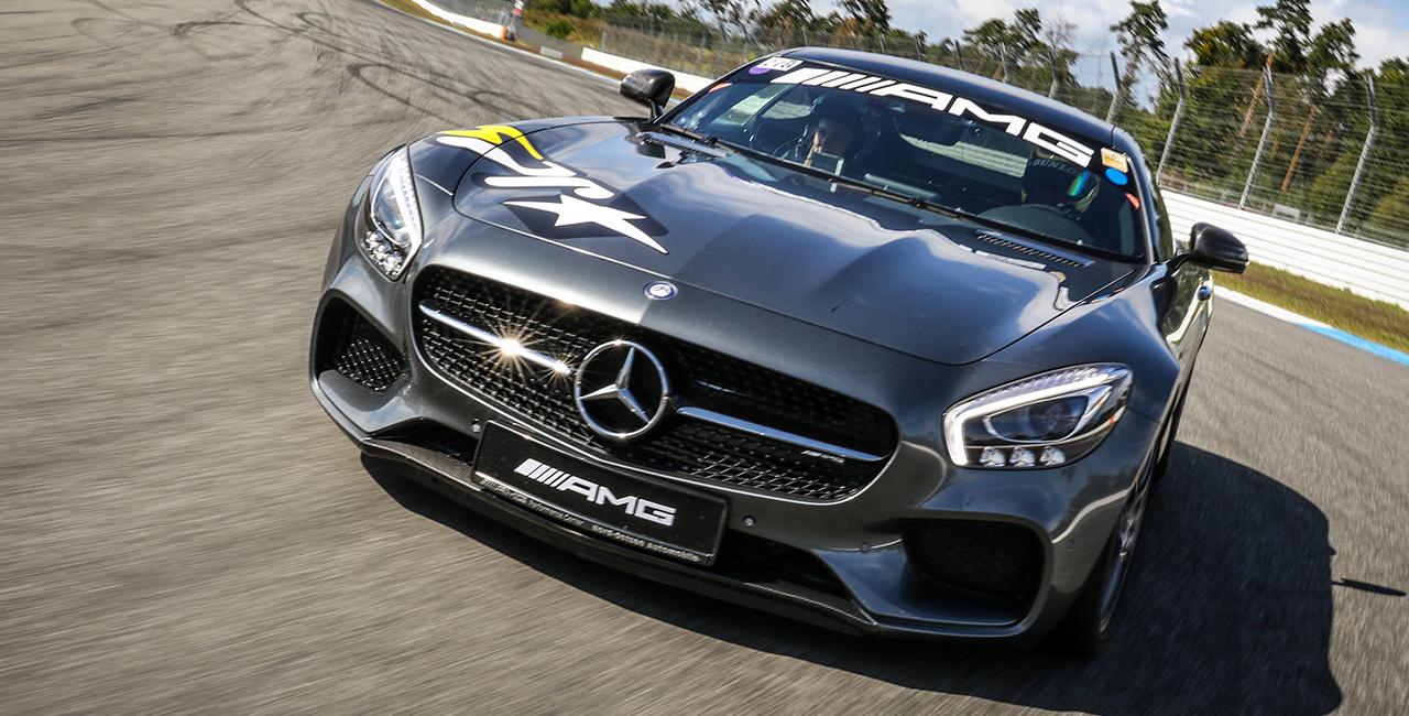 Mercedes fahren