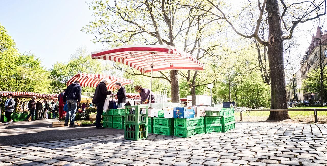 Stadtführung Gärten hinter der Veste in Nürnberg
