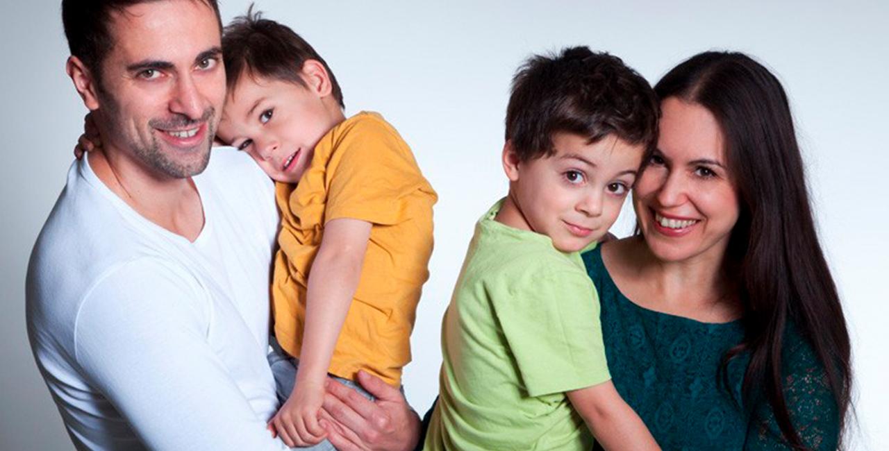 Familien-Fotoshooting in Oberasbach