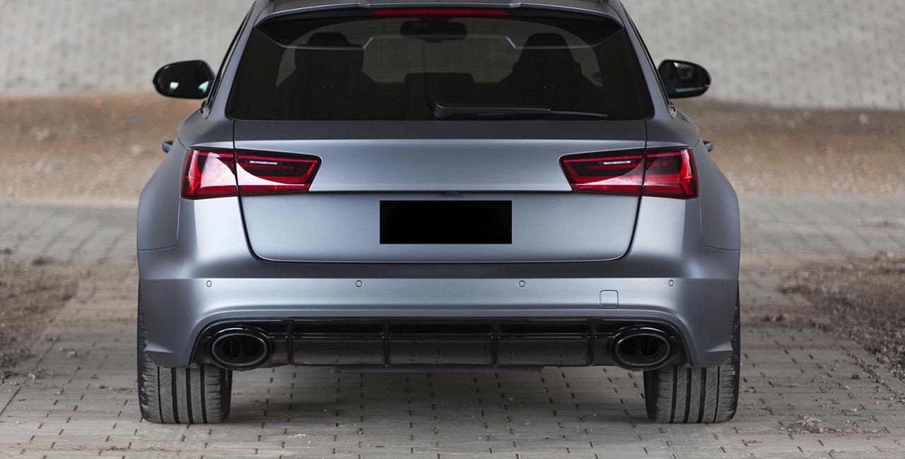 Audi RS6 fahren