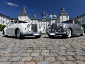 Oldtimer fahren Bentley S1 Oldtimer mit Chauffeur