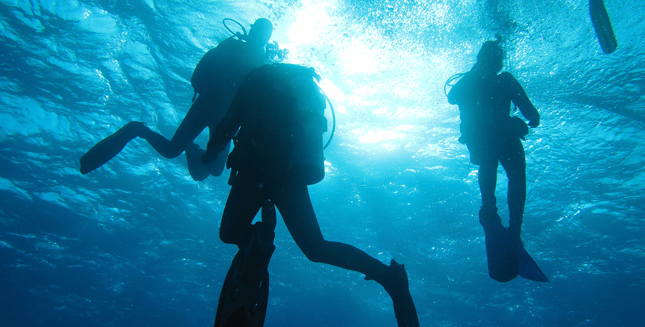 Open Water Diver Kurs in Wuppertal, NRW