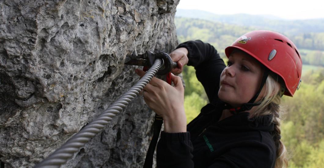 Kletterausrüstung Neumarkt : Outdoor action tag in hirschbach bei nürnberg als megaevent