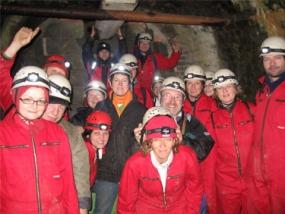Outdoor-Action Wochenende mit Höhlentour in Gräfenthal - Erlebnis Geschenke