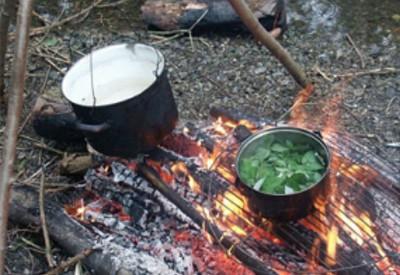 outdoor kochen in treherz im allg u natur erleben. Black Bedroom Furniture Sets. Home Design Ideas