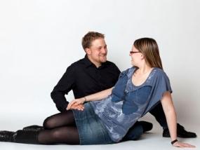 Paar-Fotoshooting in Essen, NRW